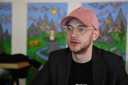 """Erwin Douwes: ,,Ik ben politiek gemotiveerd: cannabis moet gewoon legaal worden""""."""
