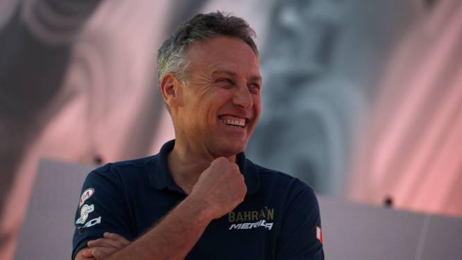 Tristan Hoffman uit Groenlo keert na jaar terug in de wielersport als ploegleider: 'Gesolliciteerd als ambulancechauffeur'