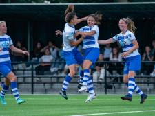PEC Zwolle Vrouwen verbazen vriend en vijand met sensationele zege bij FC Twente