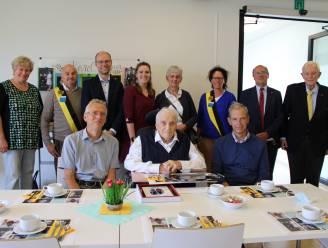 Karel Vangheluwe viert 100ste verjaardag