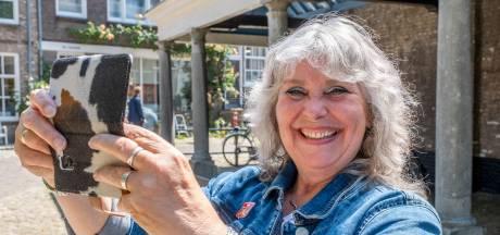 Petra Bakker is hét gezicht van Middelburg: 'Ik hou van die stad'
