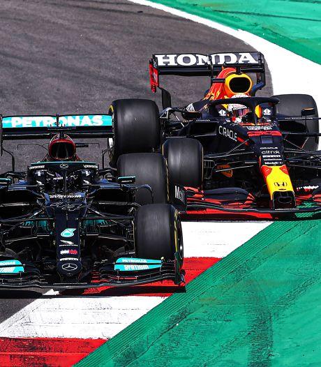 'Verstappen en Hamilton blijven op het randje racen'