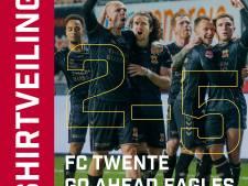 GA Eagles houdt ruim vijf mille over aan shirtveiling, Beukema meest populair