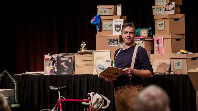 'Ief Postino' en 'Collectief Fiat' deze week te gast bij circus- en straattheaterfestival De Donderdagen