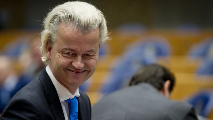 Geert Wilders. © ANP