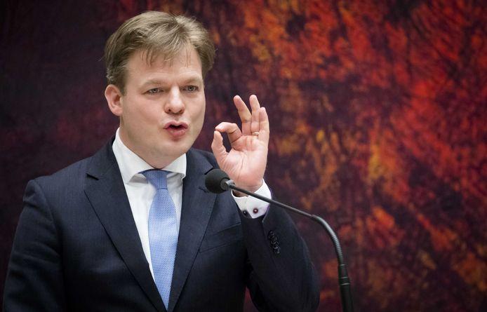 Pieter Omtzigt (43) uit Enschede