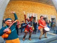 Franse rage in Nederland: Julia danst weer, net als haar vrienden