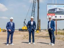 Crocs bouwt groot distributiecentrum in Dordrecht