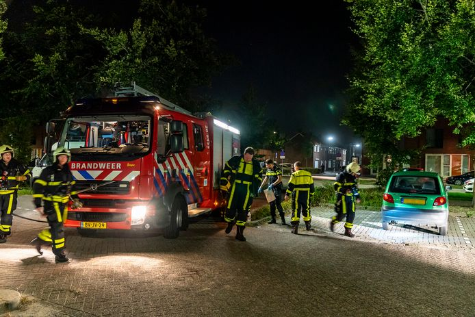 Poging tot brandstichting bij een auto in Oosterhout.