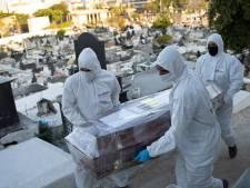 LIVE   Bijna 100.000 doden in Brazilië, Curaçao sluit alle bars en clubs