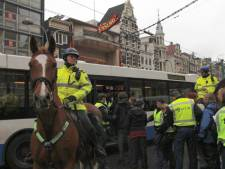 Alle Amsterdamse Occupybetogers weer vrij