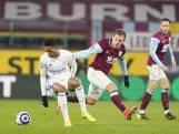 Leicester komt tegen Burnley niet verder dan gelijkspel