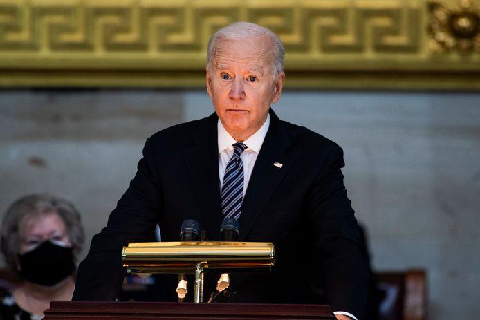 Biden wil de Amerikaanse troepen terugtrekken tegen 11 september, de 20ste verjaardag van de aanslagen die hebben geleid tot interventie in Afghanistan.