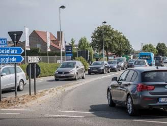 Werken aan rotonde Brugsebaan gaan nieuwe fase in: N35 gaat volledig dicht