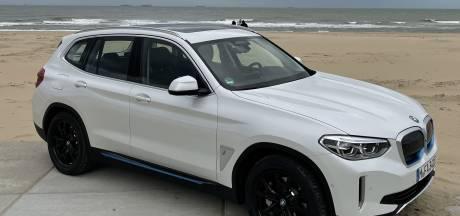 Zó rijdt de BMW iX3, de elektrische variant van de X3
