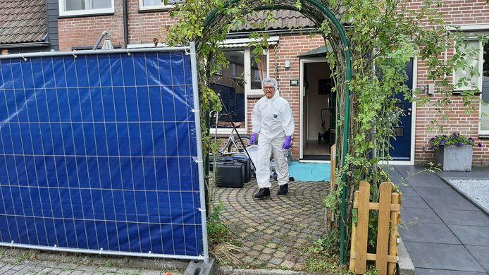 Onderzoek politie nav ernstig letsel baby Meerkoetmeen Harderwijk