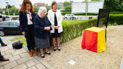 Herinneringssteentje voor verzetsstrijder Louis Vivijs