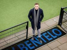 Bas Heerdink is de nieuwe goaltjesdief van Bentelo