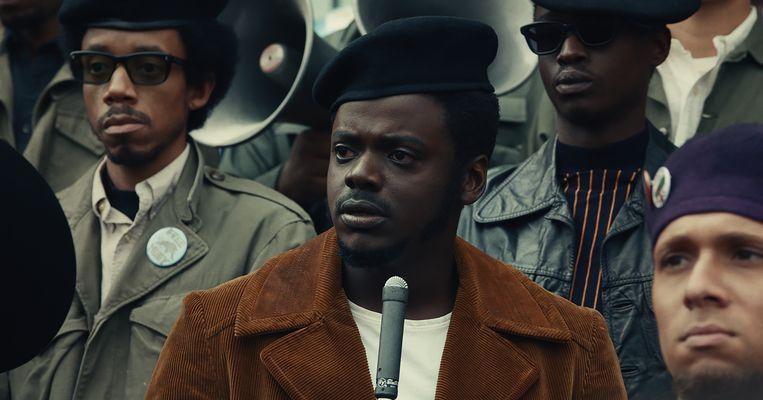 Daniel Kaluuya als de vrijheidsstrijder Fred Hampton. Beeld filmdepot