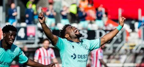 Willem II leeft weer dankzij lamlendig Sparta