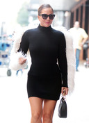 Lady Gaga dans les rues de New York ce lundi 16 juillet.