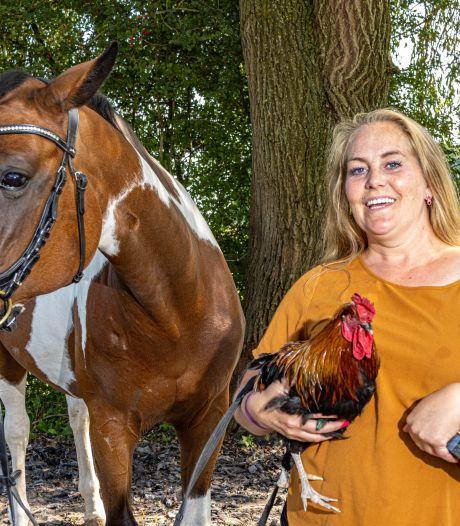 Sandra Mosterd ziet Kei van Wijhe als waardering voor jarenlang hard werken: 'Ik hou van mensen helpen'