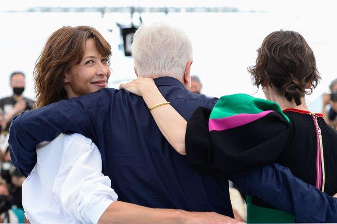 Sophie Marceau, Andre Dussollier et Geraldine Pailhas