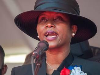 Neergeschoten first lady zag president Haïti in hun kamer sterven: 'Het is voorbij, dacht ik'