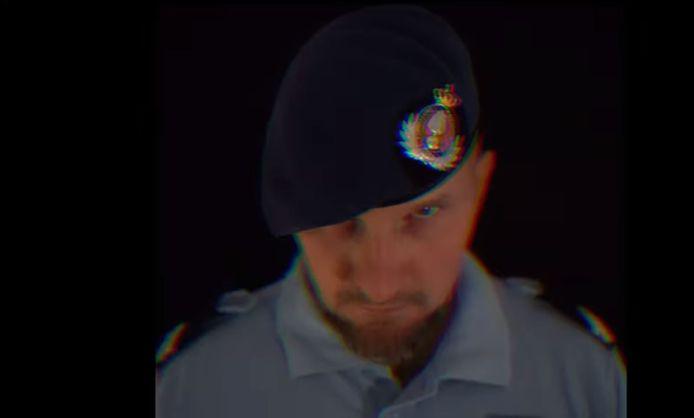 Een screenshot uit de video.