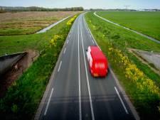 Grote veiligheidswinst op Maas en Waalweg zonder extra rijstrook