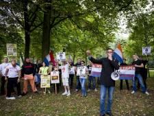 Demonstraties in Den Haag rustig verlopen