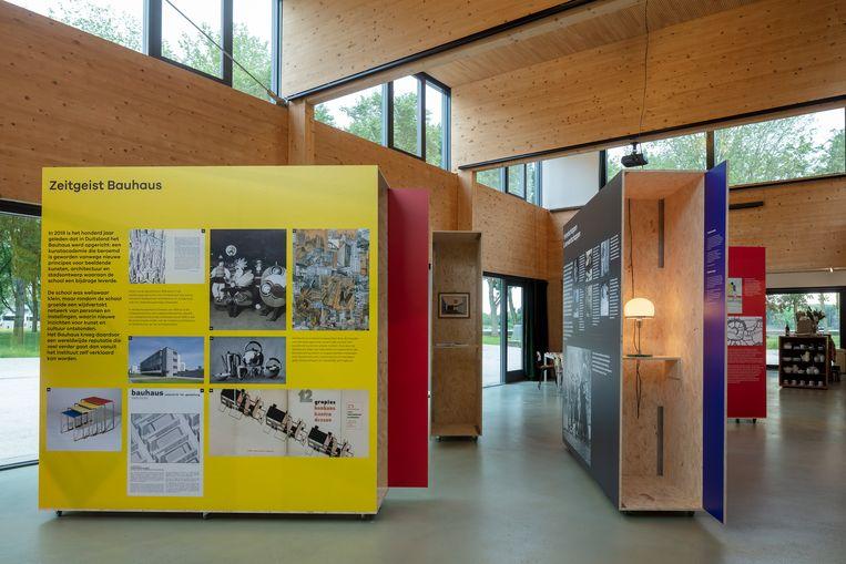 Zeitgeist Bauhaus - Van Eesteren Museum. Beeld Luuk Kramer