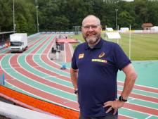 Sprint brengt voorlopig alleen de atletiek naar Breda