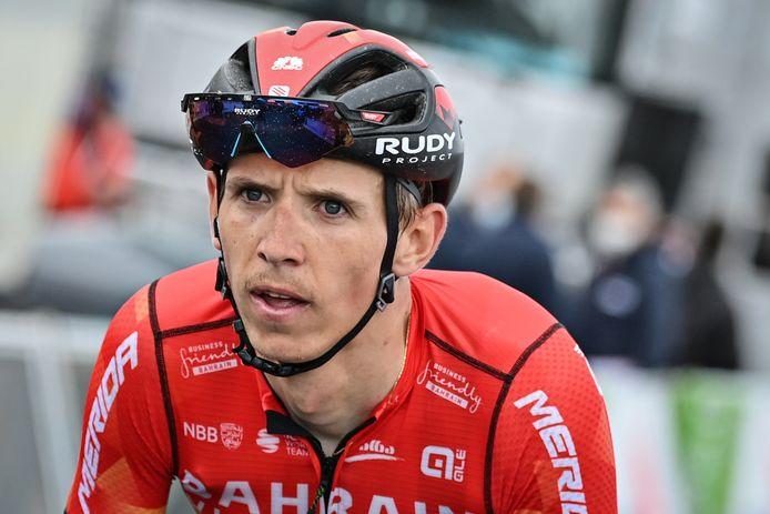 Vainqueur d'étape en 2019, Dylan Teuns disputera son deuxième Tour de France.