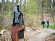 Wandelen naar Victor Westhoff in Hezingen
