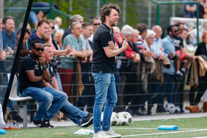 Baronie-trainer Jurriaan van Poelje.