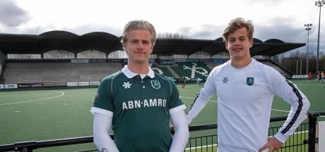 Jochem en Justin Blok (HC Rotterdam) hebben nóg hechtere band door overlijden vader: 'Bij mijlpalen blijft het lastig'