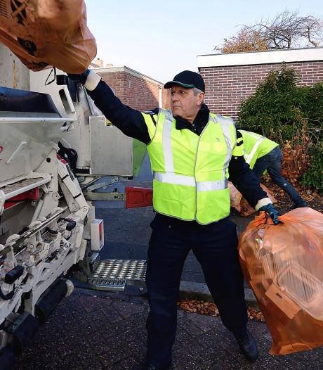 Van wijkagent naar vuilnisman: 'Had ik nou maar gezegd dat ik een keer in een Apache wilde vliegen'