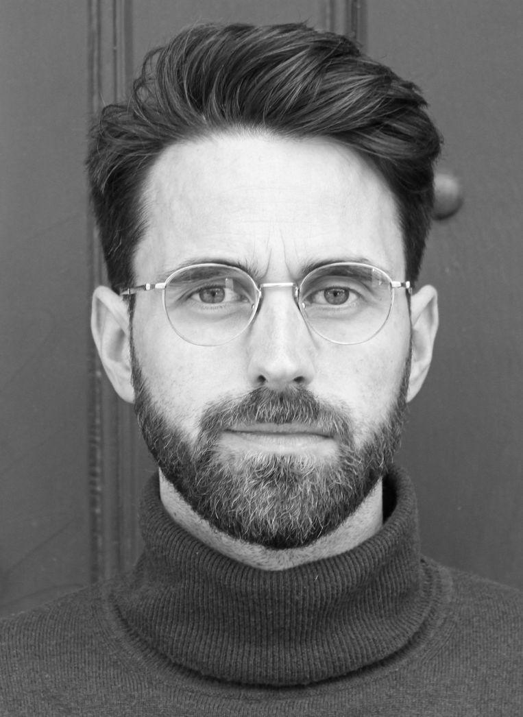 Wim Peumans is doctor in antropologie en auteur van onder meer Habibi, het lief en leed van lgbt-moslims (2021). Beeld -