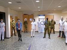 Militairen schieten te hulp bij verpleegafdeling in Voorburg