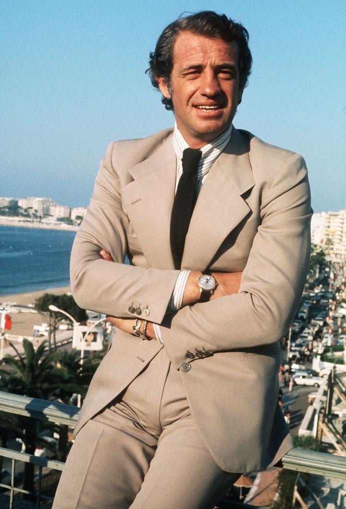 Belmondo in 1974.