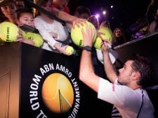 Krajicek legt oud-winnaar Wawrinka vast voor Rotterdam: 'Uitzonderlijke klasse bewezen'