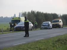 Aanrijding Nijkerk zorgt voor flinke schade aan auto's en vertraging op de weg