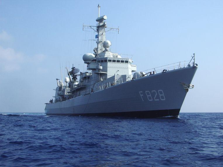 De HMS Van Speijk Beeld