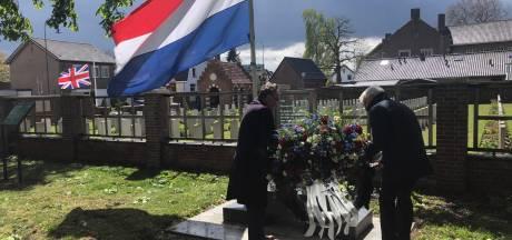 Sobere en onstuimige herdenking 4 mei in Uden en Odiliapeel