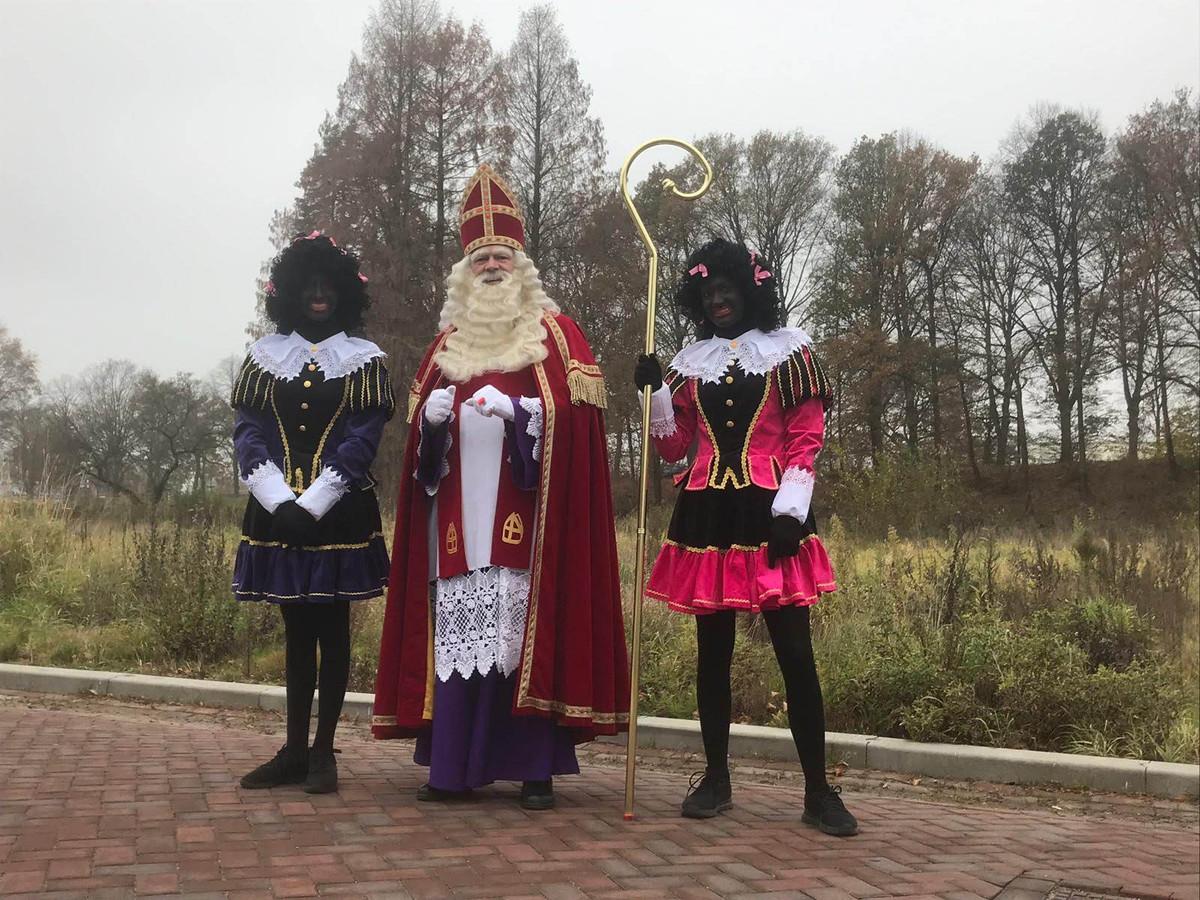 De agenda van Groeten van Sint uit Almelo zit dit jaar al vol.