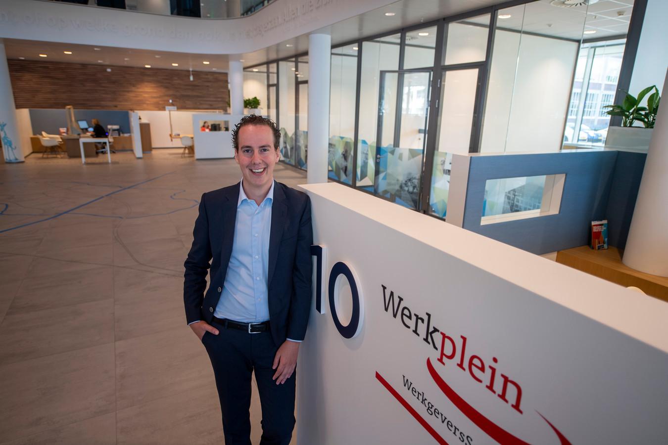 Wethouder Arjen Maathuis neemt geen woord terug van het veelbesproken interview dat hij gaf bij de opening van het nieuwe Werkplein in Almelo.