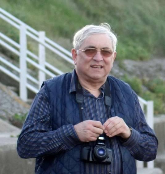 De 74-jarige Karl Andree werd in Saoedi-Arabië betrapt met zelfgemaakte wijn in zijn auto.