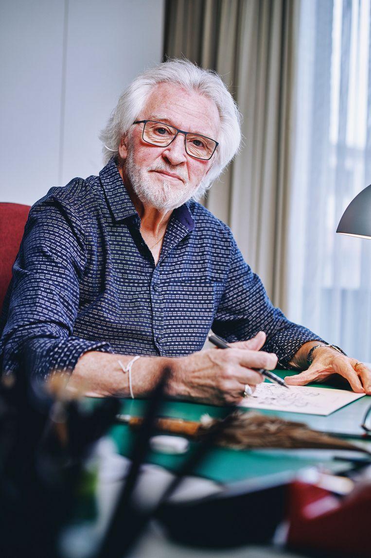 Paul Geerts. Beeld RV Jeroen Hanselaer