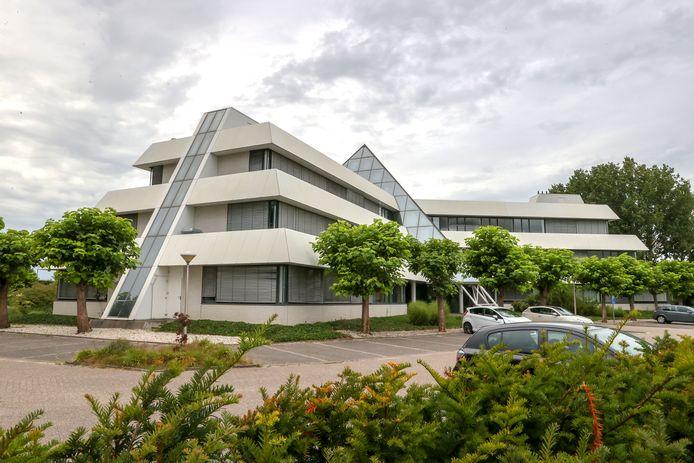Stamcelinstituut Eindhoven is gevestigd in een bedrijfsverzamelgebouw aan de Noord Brabantlaan in Eindhoven